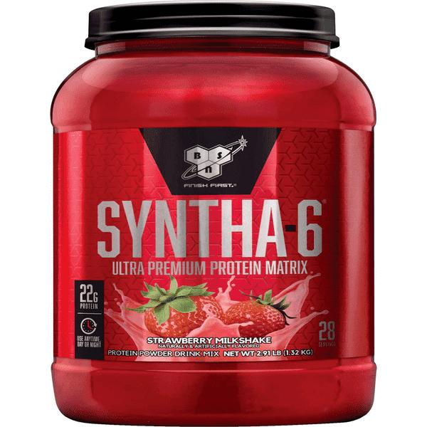 BSN-Syntha6-Strawberry-Milkshake