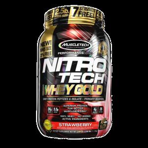 NITROTECH-WHEY-GOLD-2.2-LBS-STRAWBERRY
