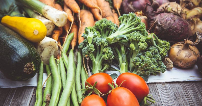 cara simpan sayur dan buah